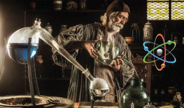 Алхимия - мистерии на Материята и Духа